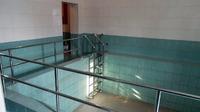 Поручни в бассейн